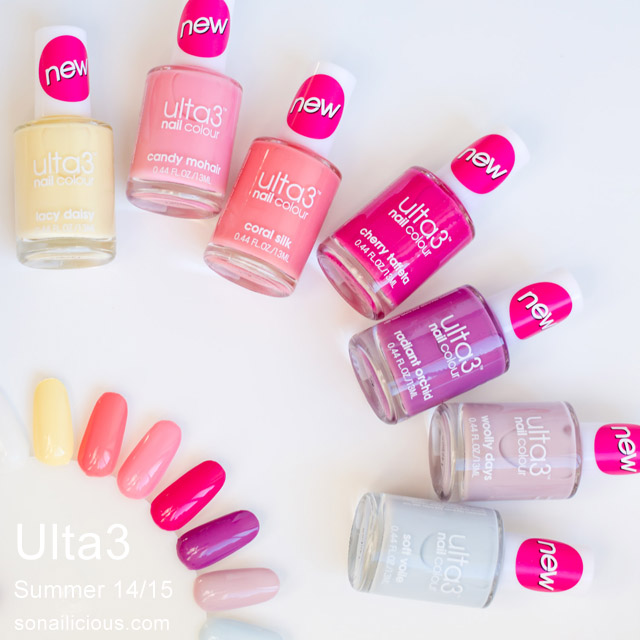 Ulta3 summer 2015 collection
