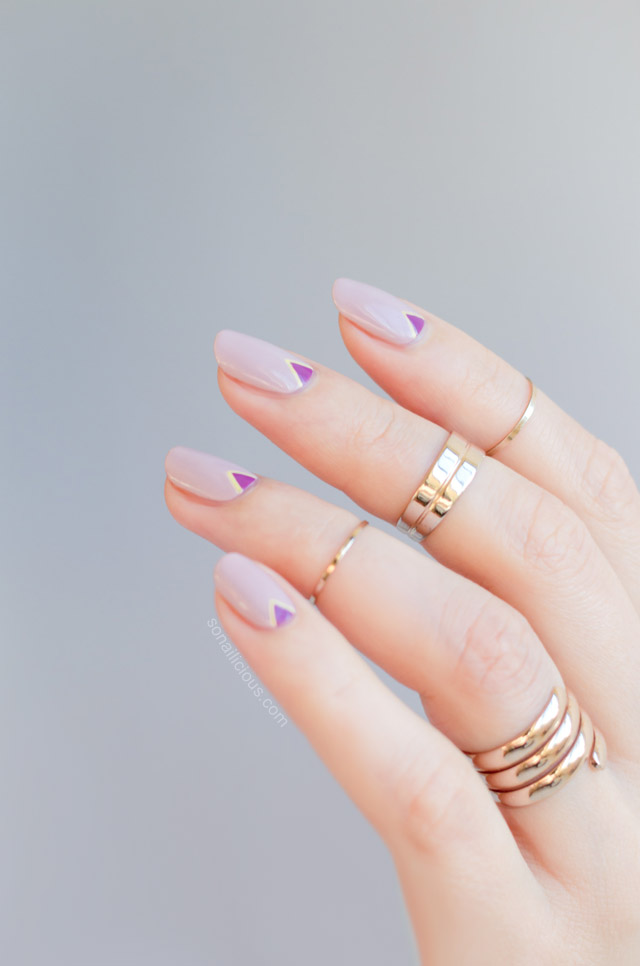 Delicate Nail Art With Ulta3 Summer 201415