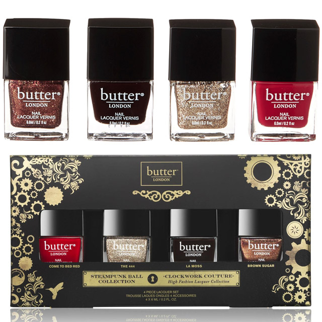 Butter London Clockwork Couture High Fashion Nail Lacquer Collection