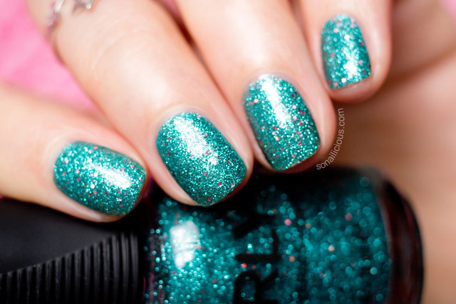 OLRY Steal the spotlight polish review swatches