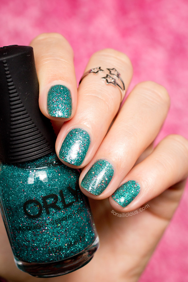 OLRY Steal the spotlight swatch 1