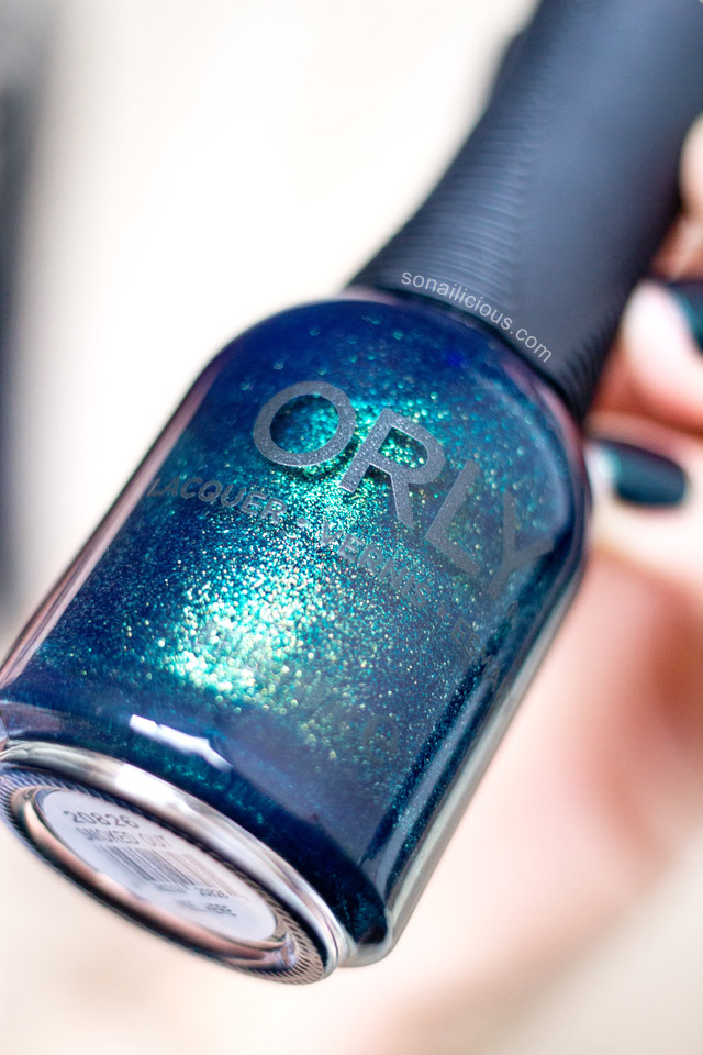 ORLY Smoked Out swatch