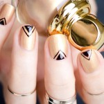 Pure Gold For Your Nails: Diorific Gold Equinoxe 241 – Review & Nail Art