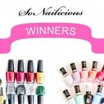 #SoNailiciousTurnsTwo Winners Announcement