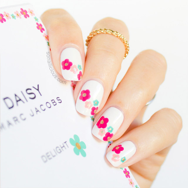 marc jacobs nails tutorial