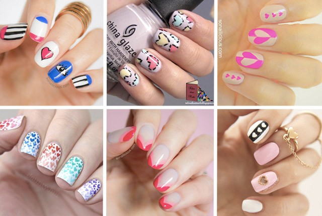 Best valentines day nail art ideas