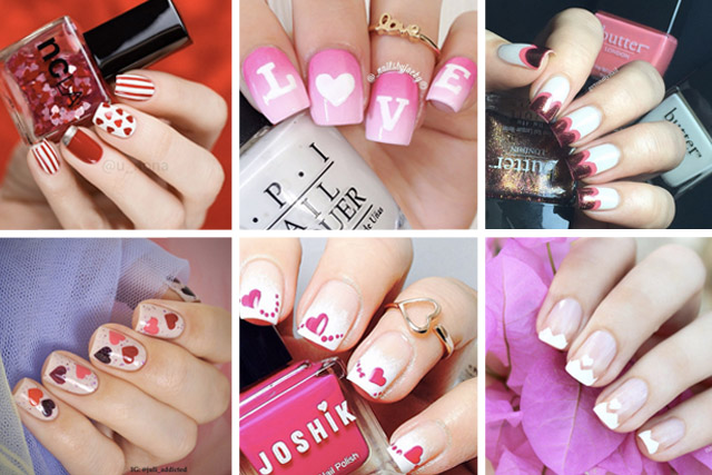 10 awesome valentine's day nail art ideas instagram