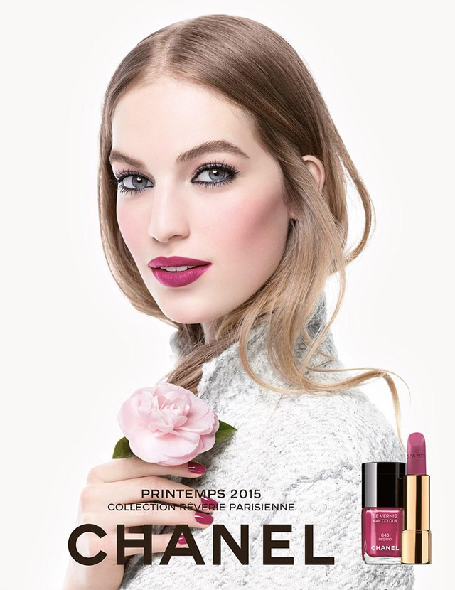 Chanel Makeup Brushes New Design: Object Of Desire: Chanel Spring 2015 Polish And Lipsticks