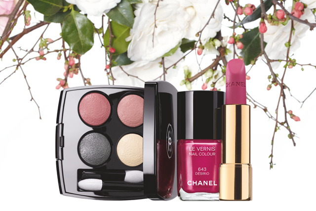 chanel spring 2015 makeup collection