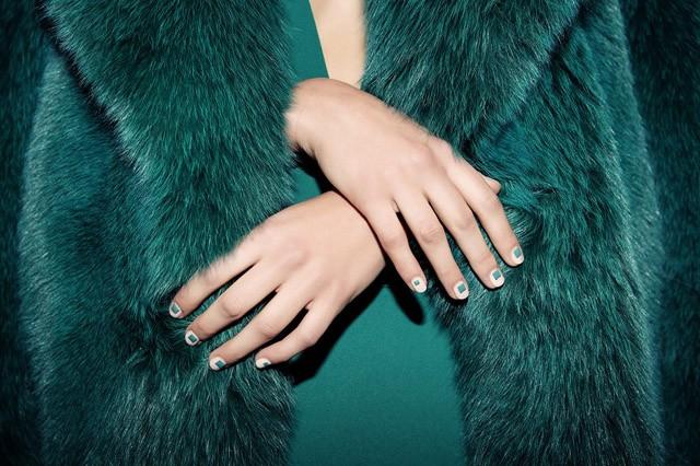 the best nail art nyfw fall 2015