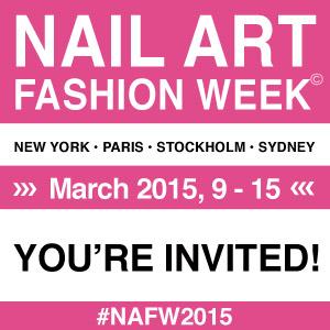 NAFW 2015 button