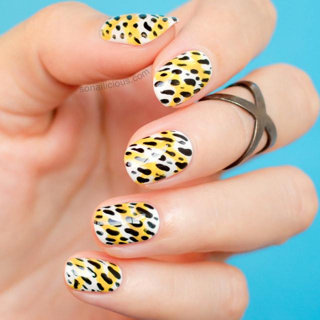 Kenzo nails