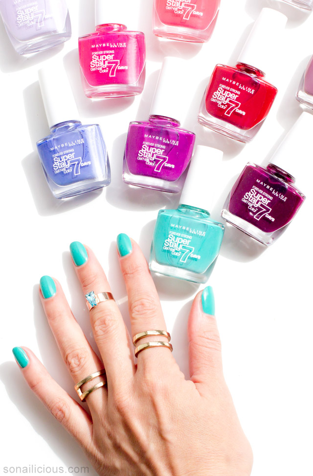 Maybelline SuperStay Gel Nail Colour: Does It Last 7 Days?