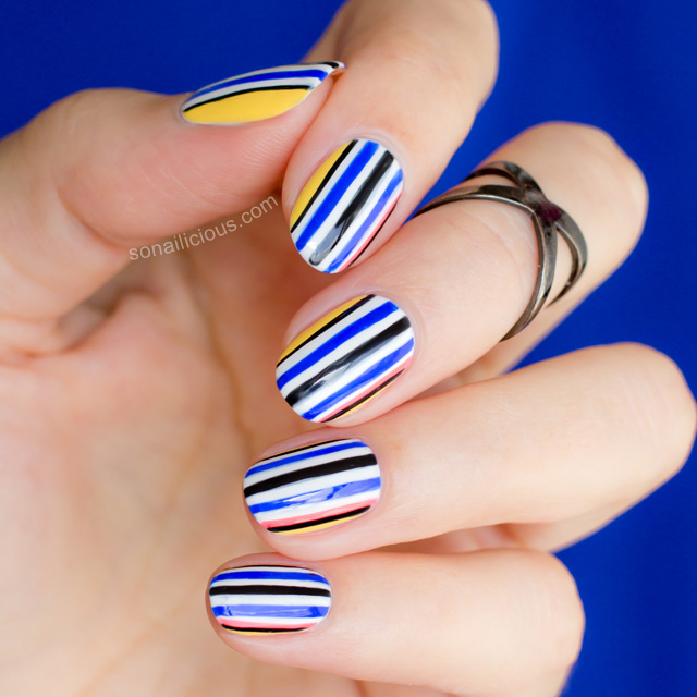 Opening ceremony fall 2015 nail art nafw 2015 day 7 opening ceremony fall 2015 kodak inspired nail art prinsesfo Image collections