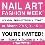 You're Invited To The First Nail Art Fashion Week!