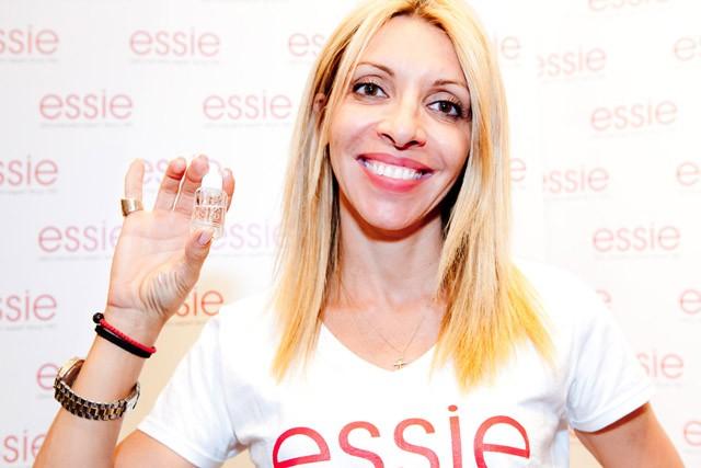 Ali Magliveras essie australia nail director