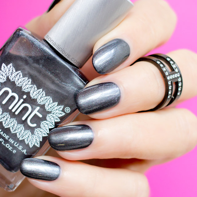 best gunmetal polish
