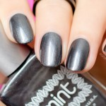 The Best Gunmetal Nail Polish You'll Ever Use