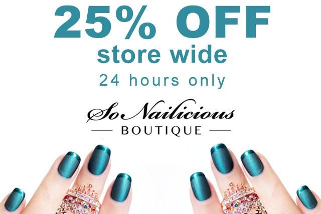 sonailicious boutique SALE code