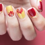 Must-Try Thailand Inspired Nail Art Tutorial