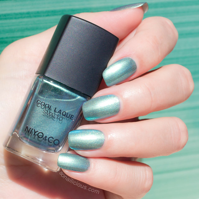 NIYO & CO nail polish cool laque 29