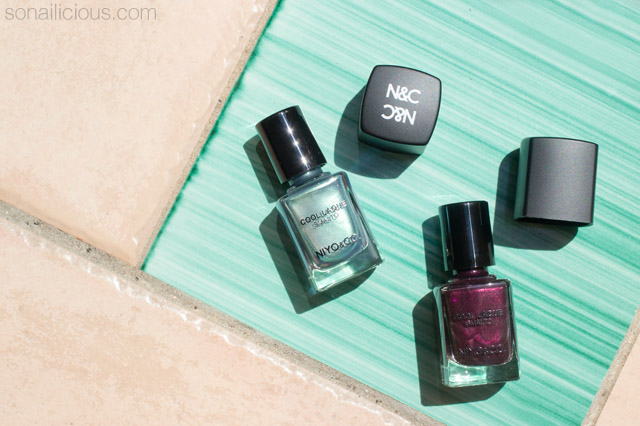 NIYOANDCO NAIL POLISH REVIEW