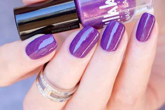 Lillalab nail polish review