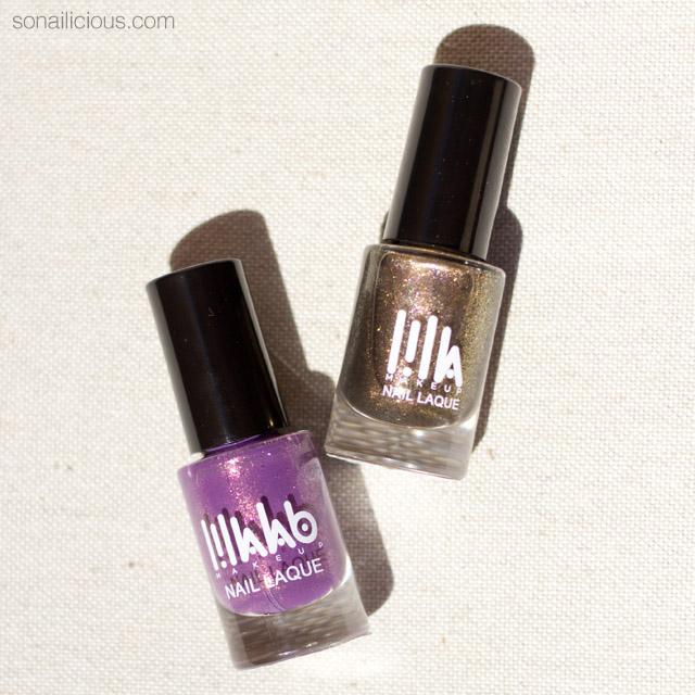 Lillalab nail polish review, italian polish review