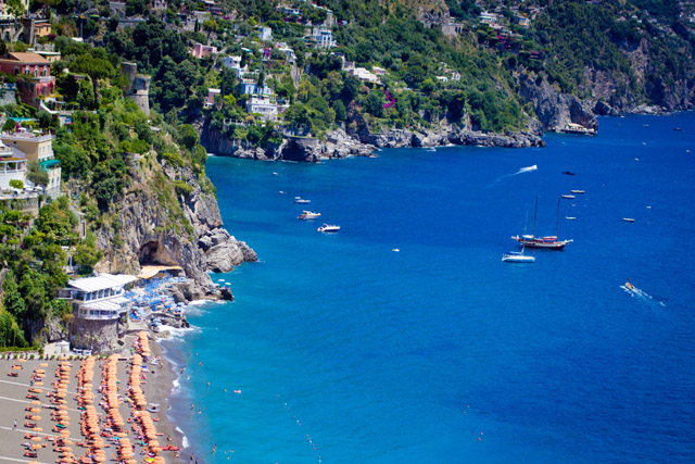 travel tips positano