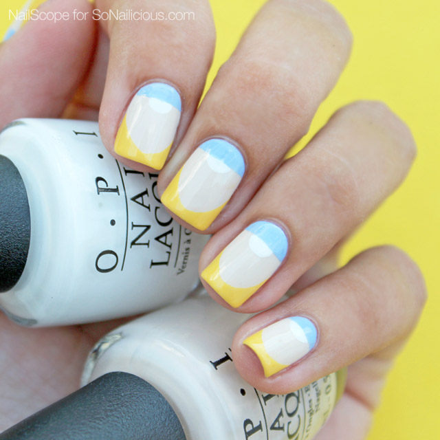 Easy nail art tutorial