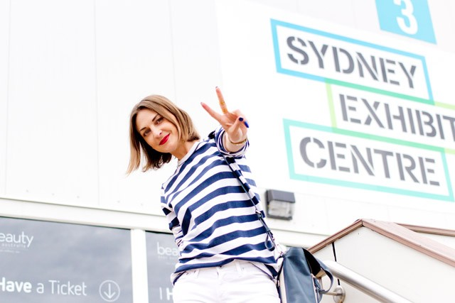 sonailicious at beauty expo australia 2015