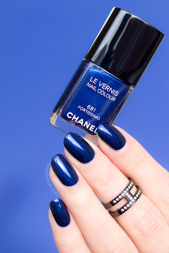 chanel fortissimo swatches