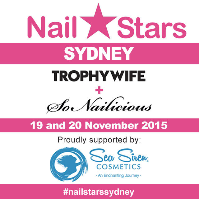 nail stars sydney - click to book your seat