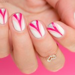 Pink Ribbon Nail Art. Plus, An Important Message