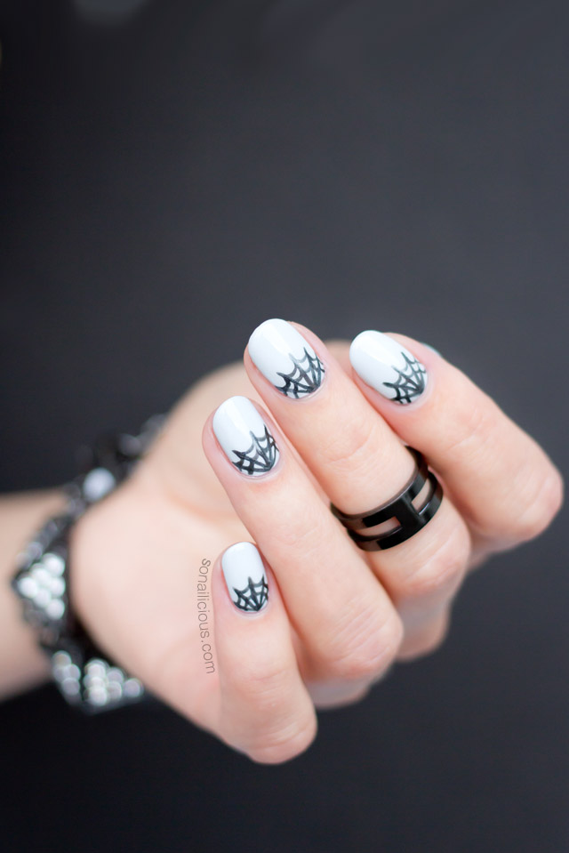 halloween nails 2015