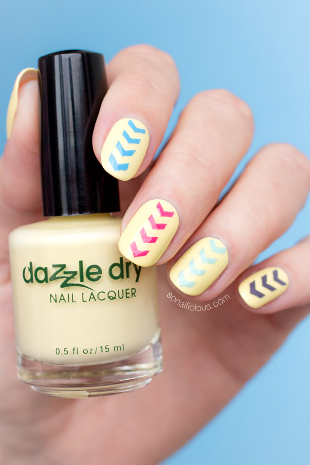 Dazzle Dry: A Toxin-Free Polish to Put on Your Radar