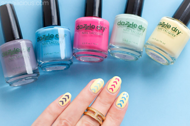 Dazzle Dry A Toxin Free Polish To Put On Your Radar