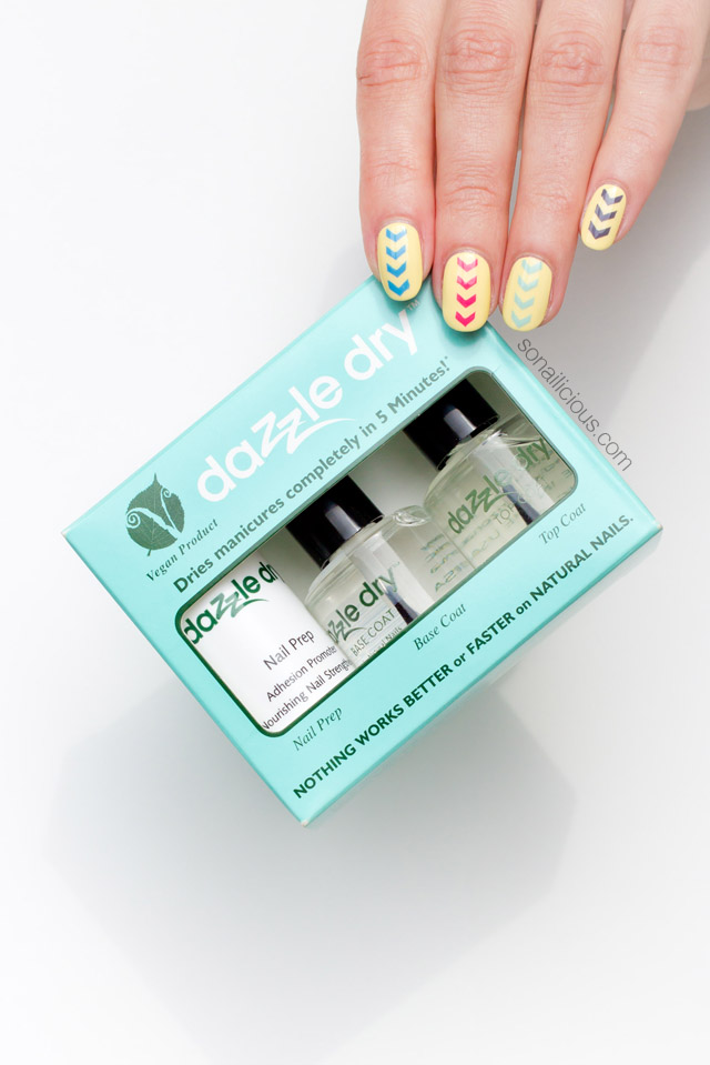 Dazzle dry nail system review