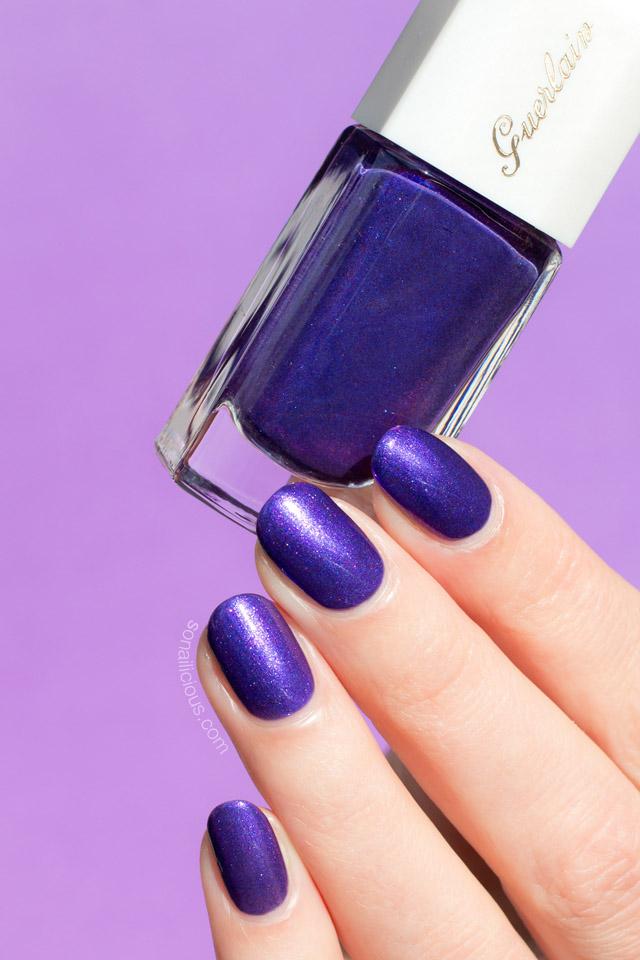 Guerlain 903 nuit merveilleuse nail polish