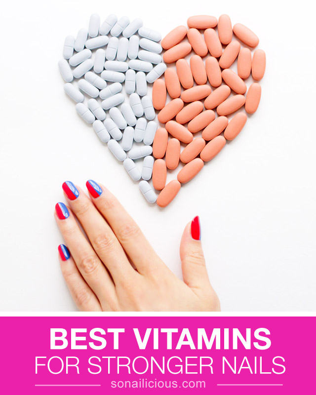 best vitamins for nails
