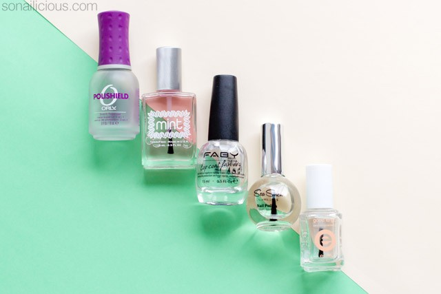 best top coat nail polish
