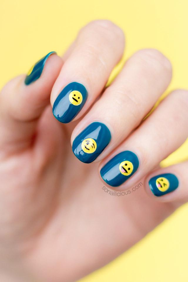 Emoji Nails - Tutorial