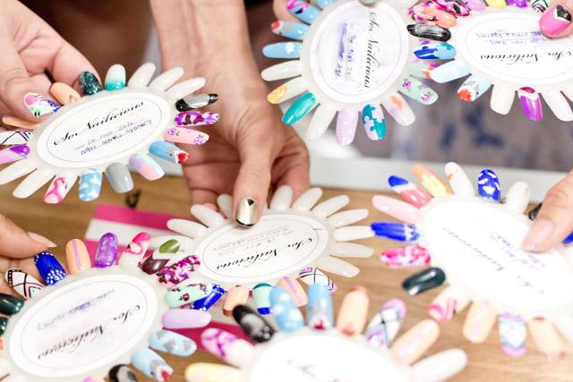nail art masterclass sydney