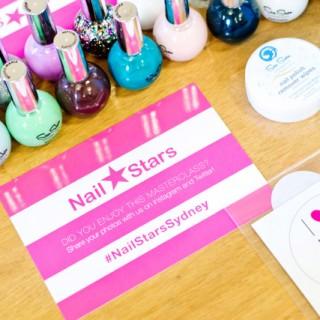nail stars sydney, nail art masterclass