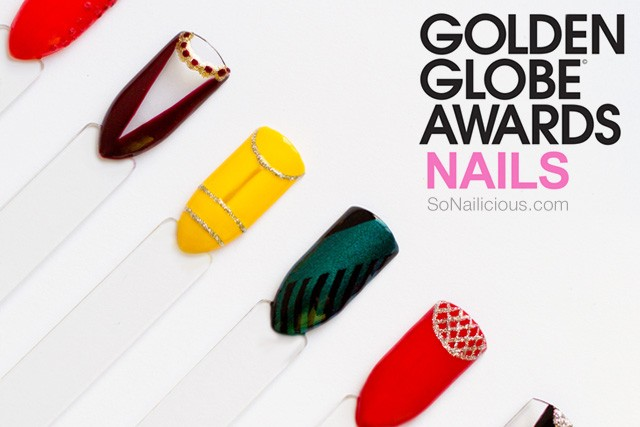 golden globes 2016 awards best nails