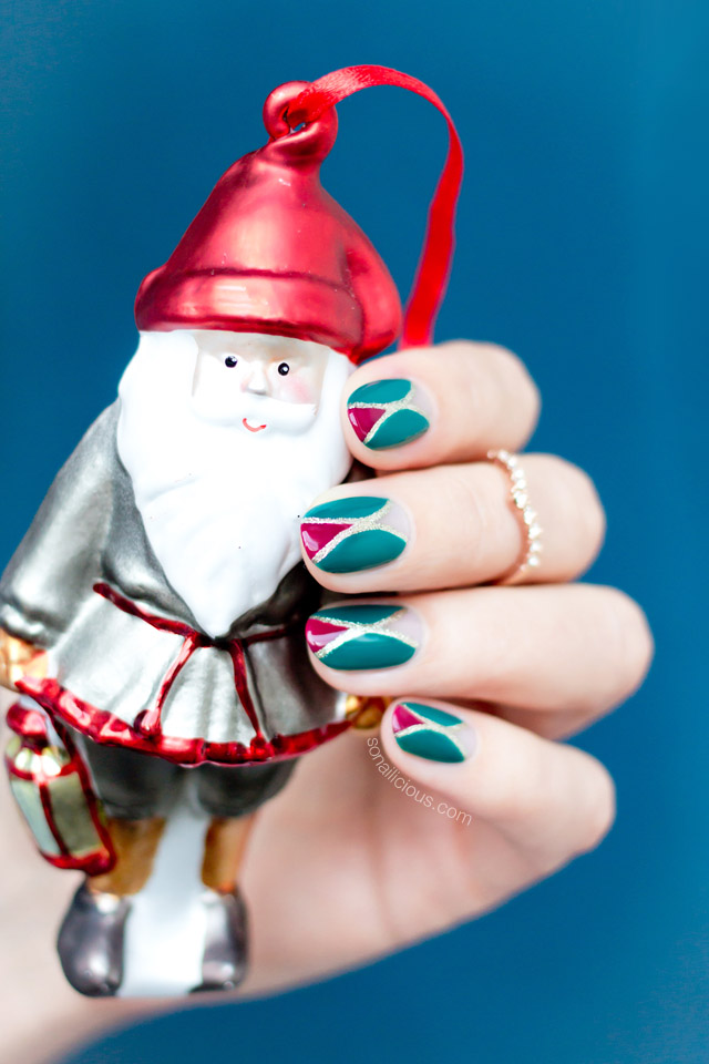 orthodox christmas nails
