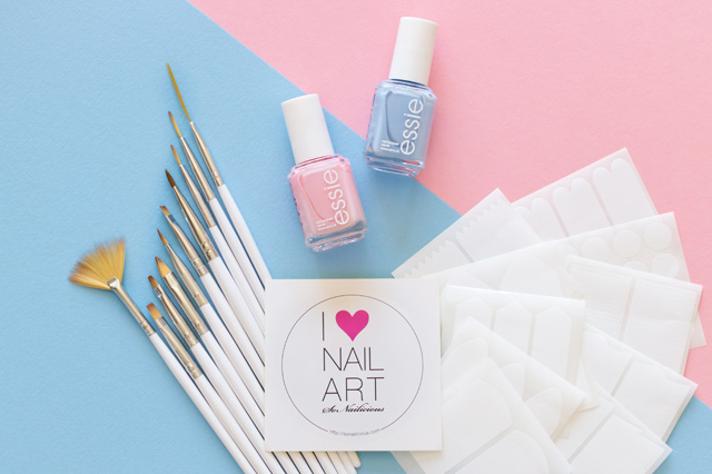 pantone color of the year 2016 nail art challenge