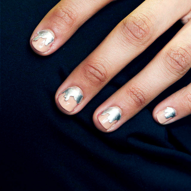 Nailart 2016 Trends: 8 Crazy Cool Nail Art Designs From New York Fashion Week