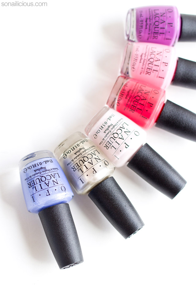 opi new orleans collection review