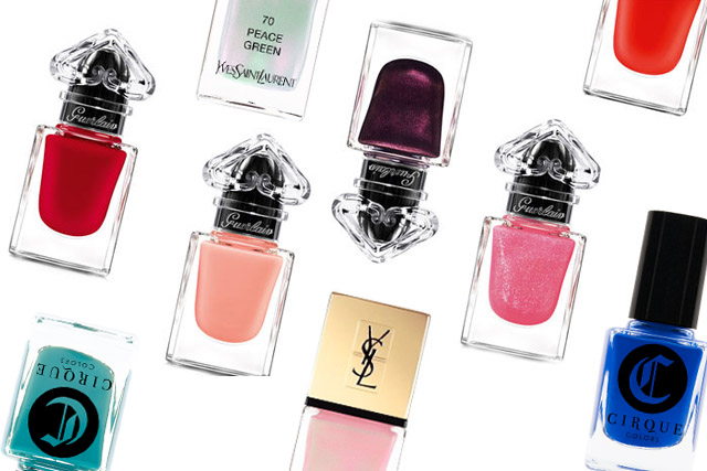 4 Stunning Spring Nail Polish Collections To Covet Right Now